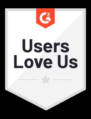 User Loves Us