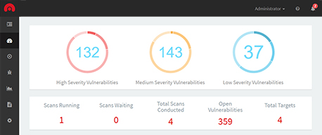 Vulnerability Scanner - Web Application Security | Acunetix