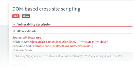 xss detection A tool to detect unsafe use of el which leads to xss vulnarability author:  prasad khandekar updated: 30 jul 2013 section: applications.