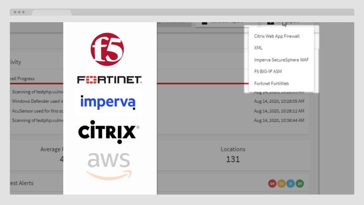 Acunetix Premium Virtual Patching WAF